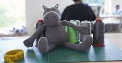 Hippo.co.za brings mascot to life, Covid-19 relief to local seamstresses
