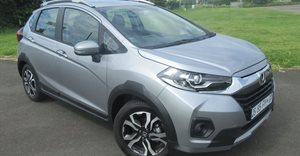 Welcome to the Honda WR-V, a brand new compact SUV