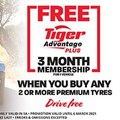 Tiger Advantage Plus - the ultimate benefit service