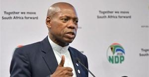 SA health minister, Dr Zweli Mkhize.