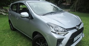 Tested: The new Toyota Agya is fun with some attitude
