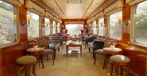 The Blue Train resumes its full service offering