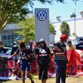 Protest against dismissal of Volkswagen shop stewards