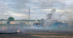Protest erupts in Durban after housing project halts