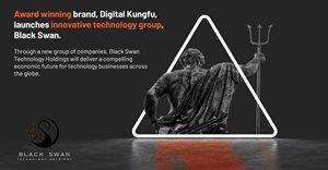 Award-winning brand, Digital Kungfu, launches innovative technology group, Black Swan Technology Holdings
