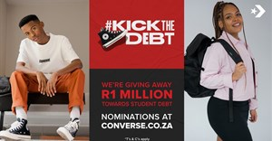 Converse pledges R1m towards student debt relief in SA