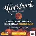 CapeTalk's Moonstruck is back and online