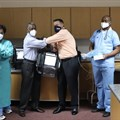Impala donates additional ventilators to Rustenburg communities
