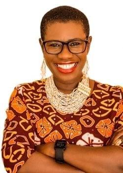 Mayor Yvonne Aki-Sawyerr, the first-ever elected female Mayor of Freetown