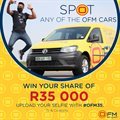 OFM rewards its listeners for 35 years of broadcasting