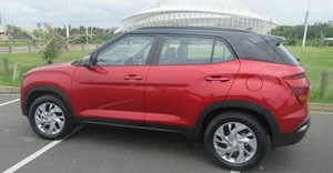 Eye-catching: The refreshed and all-new Hyundai Creta