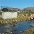 R66m bridge left up in the air