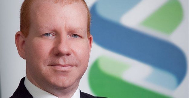 Steve Brice, chief investment officer for wealth management. Standard Chartered Bank