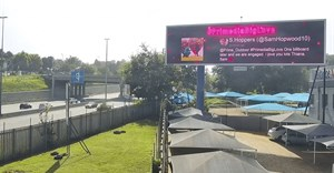 Primedia Outdoor celebrates Valentine's Day once again with its outstanding #PrimediaBigLove campaign