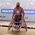 Big boost for KG Montjane as Macsteel donates custom wheelchair