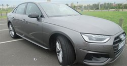 Sportier and more connected than before: The all-new Audi A4