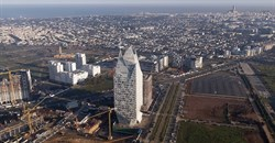 Morphosis completes Casablanca Finance City Tower in Morocco
