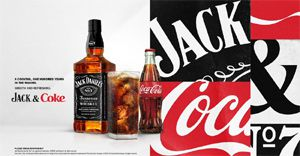 OFyt creates new visual language for Jack & Coke