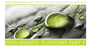 Data insights: Platforms - value in content mapping and viewing