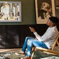Frame your greatest design ideas: How Maps Maponyane transformed his living space with the Samsung Frame TV