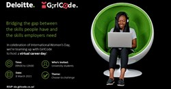GirlCode partners with Deloitte for virtual career day