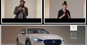 The Mazda CX-30 is launching and you're invited. And you, and you, and you