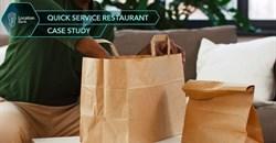 This quick service restaurant's secret sauce? Location Bank!