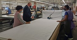 Helping Cape Town's clothing manufacturing sector rebuild