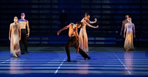 Cape Town City Ballet returns to the Artscape with Serenade, Moon Behind The Clouds