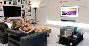 How LG's innovations are changing the way we live, work and play