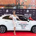 2020 Miss Soweto drives away in a new Toyota Starlet