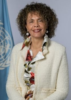 Cristina Duarte, special adviser on Africa to the UN Secretary-General