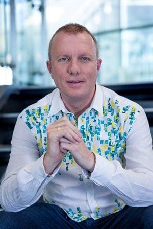 Paragon Group director Henning Rasmuss