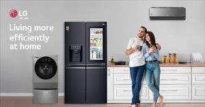 How LG's innovative inverter technology is helping us live greener