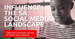 Influence the South African Social Media Landscape 2021