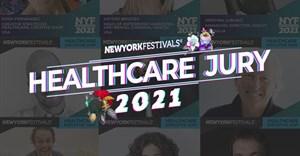 New York Festivals Advertising Awards' 2021 Healthcare executive jury