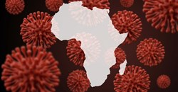 Covid-19 vaccination is slower on the African continent than in high income countries. Shutterstock