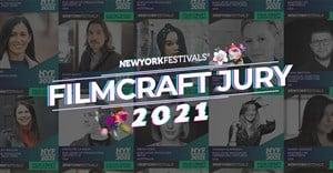 New York Festivals Advertising Awards announces 2021 Film Craft Executive Jury