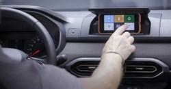 New Sandero gets smartphone infotainment system