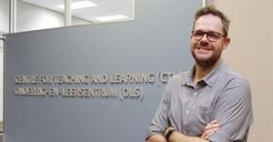 Dr Peet van Aardt, custodian of the new Academy for Multilingualism