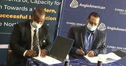 Anglo American Kumba Iron Ore launches programme to improve educational development in NC