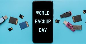 Commit to saving your storage this World Backup Day