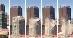 Bank of Lisbon demolition