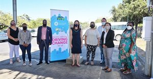 City of Cape Town opens second electric vehicle charging station