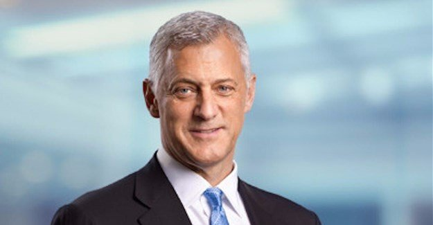 Bill Winters, group chief executive of Standard Chartered