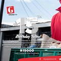 KZN's small businesses get gifted by Gagasi FM as part of its 15th birthday celebrations
