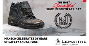 Boomtown's new campaign for Maxeco celebrates 30 years - 10-million pairs - of iconic safety footwear