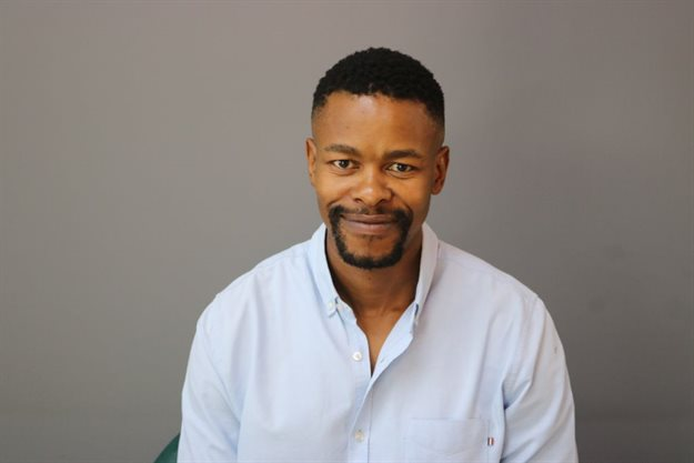 Thabo Nonkenge, co-founder and CEO of SOSS