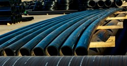 Why correct handling, storage, transportation of plastic pipes is vital