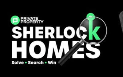 Final chance to enter Private Property's innovative Sherlock Homes competition - with a chance to WIN big!